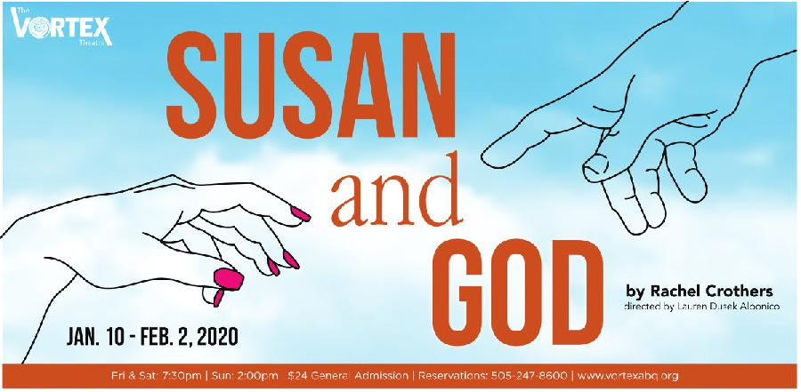 Susan and God lobby poster